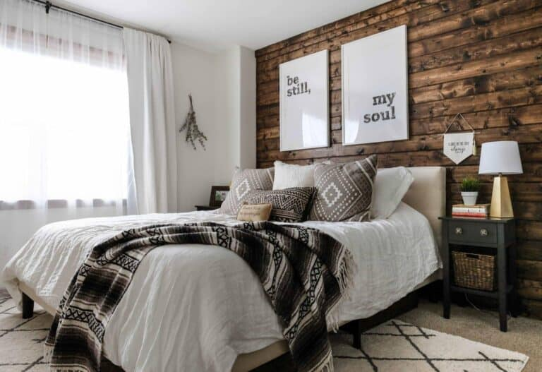 DIY Accent Wall Ideas – And What to use!