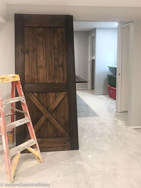 Barn Doors Pre Install