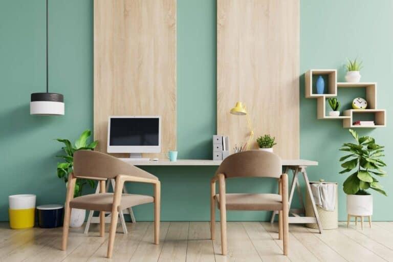 53 Easy Home Office Wall Decor Ideas