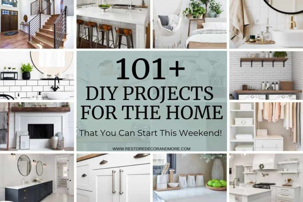 pictures of DIY Projects for the home