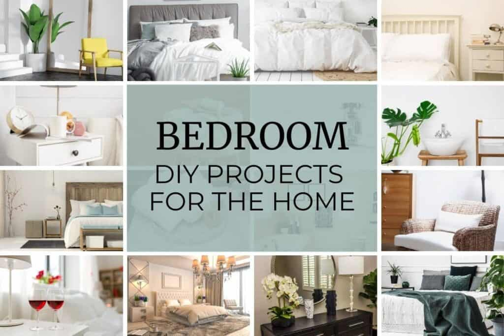 16 PICTURES OF BEDROOM DIY Projects FOR THE HOME