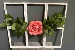 DIY Farmhouse Window