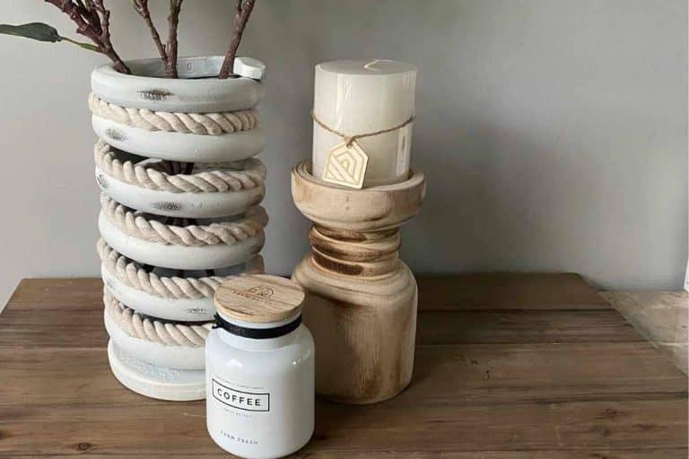 Railroad Spring Vase – Easy DIY