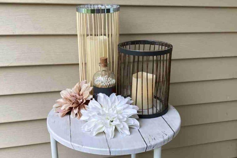 Wood Craft Candle Holder – Easy DIY