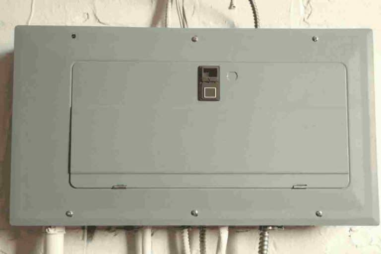 How To Hide An Electrical Panel That Looks Good!