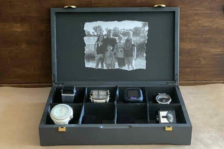 DIY Watch Box – The Simple & Easy Way