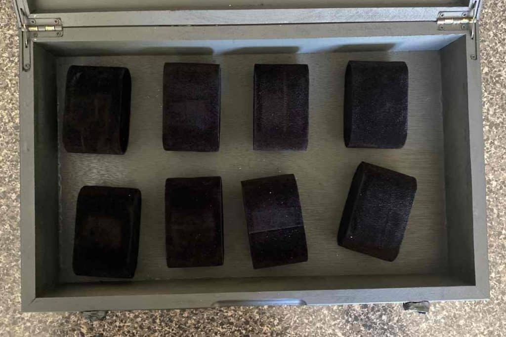 DIY WATCH BOX PILLOWS