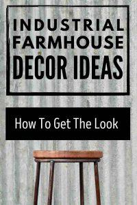 industrial farmhouse decor ideas