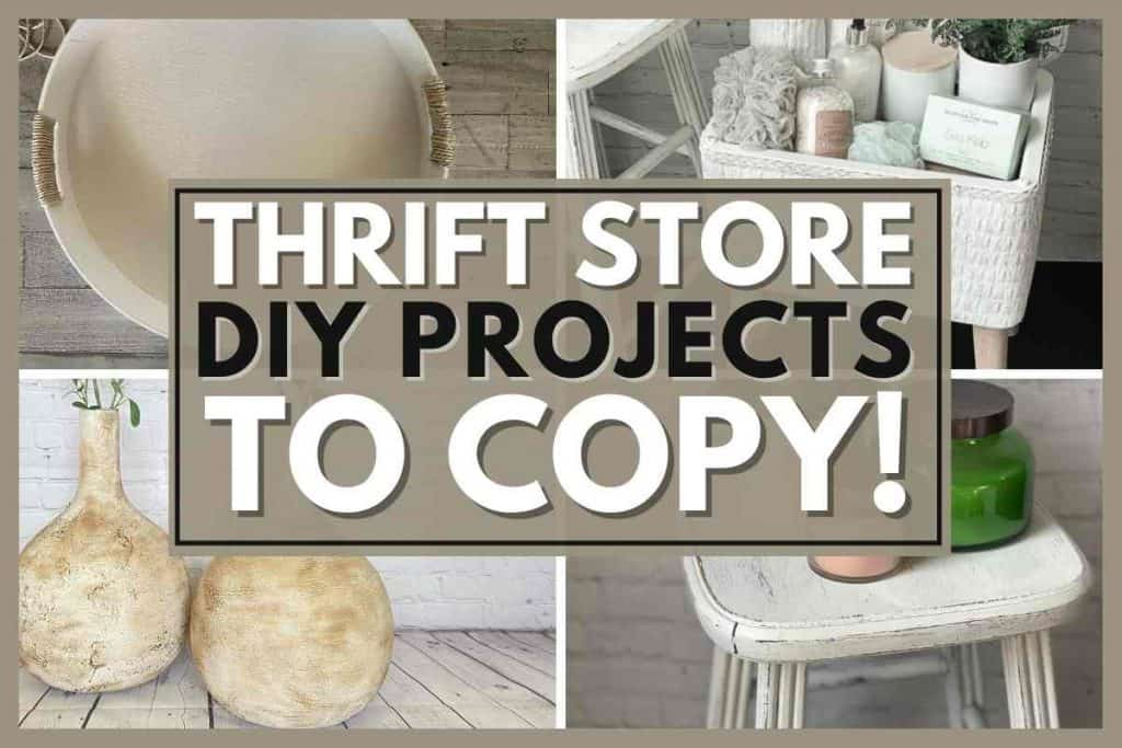 THRIFT STORE DIY
