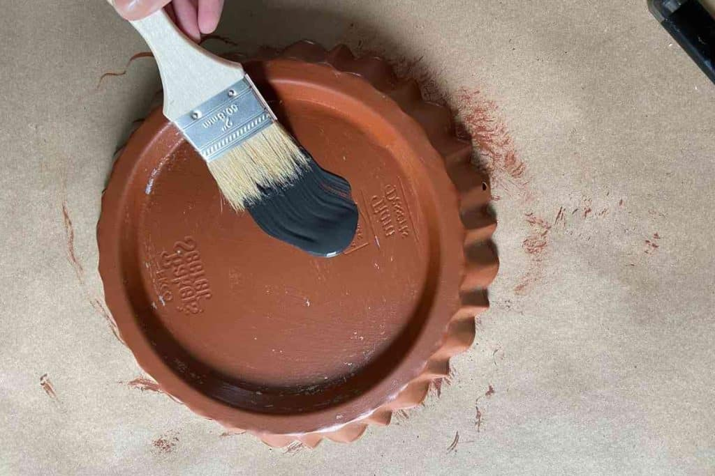 iron paint with rust activator