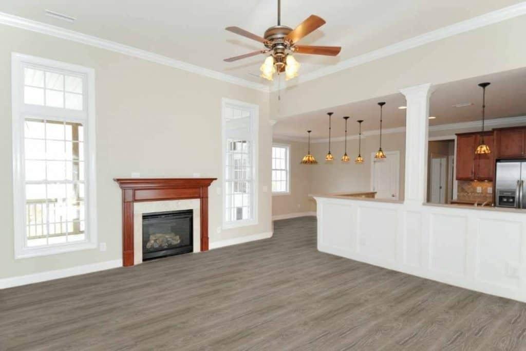 Big Sur cypress lifeproof flooring color